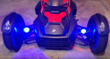 Blue LED Fog Lights Lamps for Can-Am Ryker
