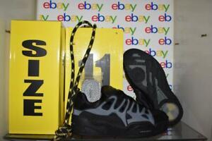Under Armour ASAP ROCKY AWGE SRLo Black Shoes 3021559-002 Men's Size 11 NIB