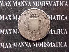 VITTORIO EMANUELE II RE ELETTO 1 LIRA 1860  FIRENZE RARO RARO COD. VITEMII-RS-5
