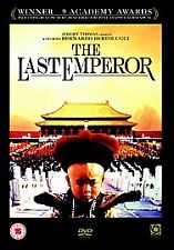 The Last Emperor DVD New & Sealed