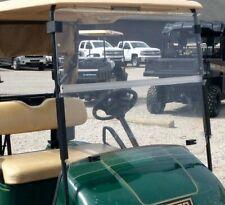 Golf Cart Flip  Folding Windshield fits 1995-2013 E-Z-GO TXT Golf Carts