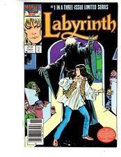 Labyrinth the Movie #1:LIMITED SERIES (Marvel Comics, 1986)