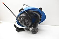 Peltor Power Com MT53H7P3E4600 Two Way Headset and Hard Hat