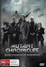 MUTANT CHRONICLES (2008) - BRAND NEW & SEALED DVD (THOMAS JANE, JOHN MALKOVICH)