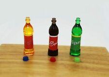 1:12 dollhouse miniature dollhouse accessories mini 3pcs cola toy gift girl