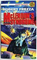 McLendon's Syndrome by Robert A. Frezza 1993 Del Rey Paperback