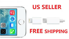 Lightning to Micro USB Adapter covert  to Apple iPhone 5  iPad 4 iPad mini 8 pin