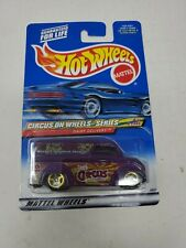 HOT WHEELS VHTF 2000 CIRCUS ON WHEELS SERIES DAIRY DELIVERY