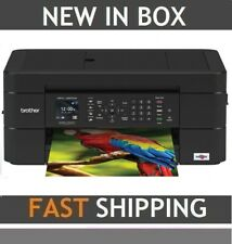 NEW Brother MFC-J497DW Wireless Color All-In-One Duplex Printer SCAN COPY FAX