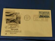 Scott #1069 3 Cent Stamp Celebrating The Soo Locks First Day Issue