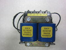 Warrick Controls Gems 1G2E0 230/500V 1NC 2NO Control Relay, New