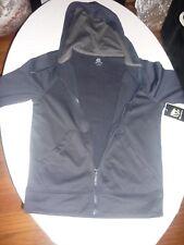 C9 Champion Tech Fleece Full Zip Hoodie Navy/Rail Gray Size Small NWT Orig. $30
