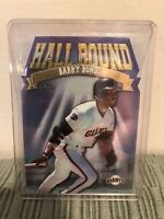 1998 Topps Chrome Hall Bound Die-cut Barry Bonds #HB12 San Francisco Giants