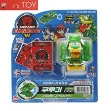 Turning Mecard W KURUGY Green ver Frog Transformer Korean Robot Car Toy Sonokong