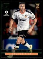 2019-20 Chronicles Soccer Panini Base Green #405 Maxi Gomez - Valencia CF