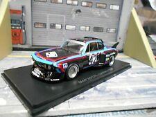 BMW 3.5 CSL Le Mans 1976 #42 Grohs Posey de Fierlant DC Hachette SP Spark 1:43
