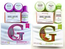 Speaks G Rejuvenating & Maintenance Sets