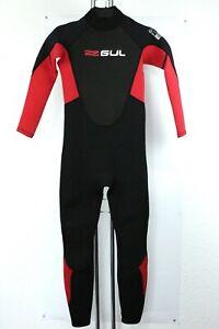 Gul Contour Full Length Wetsuit, Junior Boys Wetsuit Age 7-8 Yrs
