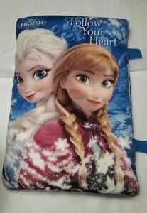 Disney Frozen Pillow Book Follow Your Heart Elsa Anna