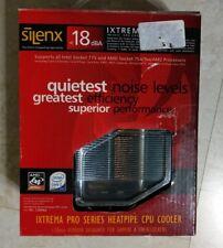 New Silenx IXC-120HA2 Ixtrema Pro Series 120mm fan CPU Cooler socket 775/AM2