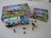 Lego Friends Horse Vet Trailer 41125 - Boxed & 100% Complete