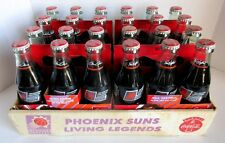 4 Coca Cola Phoenix Suns Living Legends Full 8oz 6 Pk Bottle 1993 Plus Carrier
