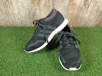 Adidas Originals Los Angeles Trainers in Black and White Size UK 5.5