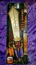 Universal Studios Islands of Adventure Dueling Dragons Skull Sword 2' Electronic