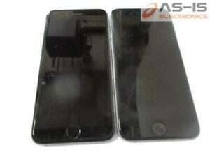 *AS-IS* Lot Of 2 Apple iPhone 6 A1549 16GB Space Gray Smartphones