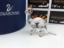 Swarovski Figur 268204 Dino 9,5 cm. Mit Ovp & Zertifikat. Top Zustand