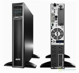 APC SMX750 750VA 600W 120V Smart-UPS X Tower Battery Power Backup