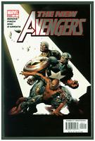 New Avengers #2 VF/NM Marvel Comics 2005 Captain America & Spider-Man Cover