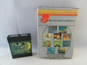 Atari 2600 - Multi Game Cartridge 4 in 1 - Fishing Tennis Bowling Freeway Cart