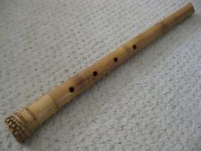New 2.0 shakuhachi w. Root End, KINKO - GREAT Seller's SPECIAL LIMITED SALE !!