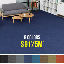 5m2 Commercial Interface Carpet Tiles Heavy Duty Flooring Office Domestic Rug