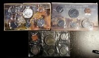 Large Collection of Canadian Coins Dollars Quarters Sets Cents and Trade Read!!!