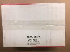 SHARP VC-H982U HI-FI STEREO VHS VIDEO CASSETTE RECORDER W/ Brand new!last one!!!