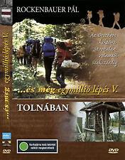 ÉS MÉG EGYMILLIÓ LÉPÉS M.O-N 5  - HUNGARIAN DVD (1986)