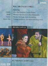 Dvd Video Sampler: All Your Music On Dvd Video Movie Classic Ballet Opera Film +