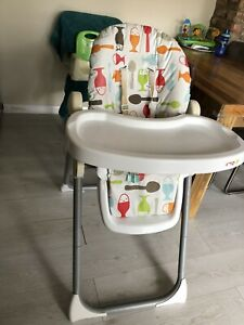 Cosatto Noodle Supa High Chair Baby Feeding