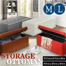 Living Room Ottomans, Footstools & Poufs