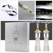 R3 Extreme H7 12V LED Headlight Conversion Kit 80W 9600 Lumens CANbus Fanless