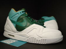 Nike Air Tech Challenge II 2 SP WIMBLEDON WHITE JADE GLAZE GORGE GREEN GOLD 11