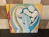 DEREK & THE DOMINOS LAYLA STEREO DOUBLE LP GATEFOLD SLEEVE POLYDOR 2625 005 VG