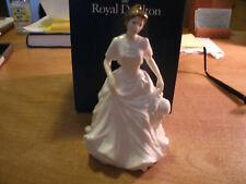 Royal Doulton Harmony Figurine - Bone China - Hn4096 - Mint !