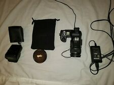 Sony Cyber-shot DSC-F828 8.0MP Digital Camera - Black