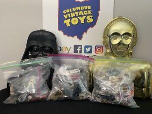 VINTAGE Kenner Star Wars Action Figures LOOSE INCOMPLETE ~YOU PICK~ 1977 - 1984