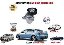 FOR MAZDA LFG1-15-980B LFG1-15-980C LFN315980A  FAN AUXILIARY BELT TENSIONER