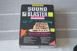 Creative Soundblaster 2.0 CT1350B ISA Vintage 1991 Sound Card  CT1350B