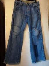 G-Star Womens Wide Leg Jeans Size 8
